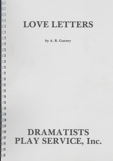 Love Letters By Gurney, Albert Ramsdell